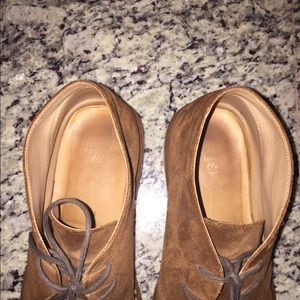 199a9a0e586 Brooks Brothers Shoes - BROOKS BROTHERS MENS FIELD CHUKKA BOOTS MENS 11.5